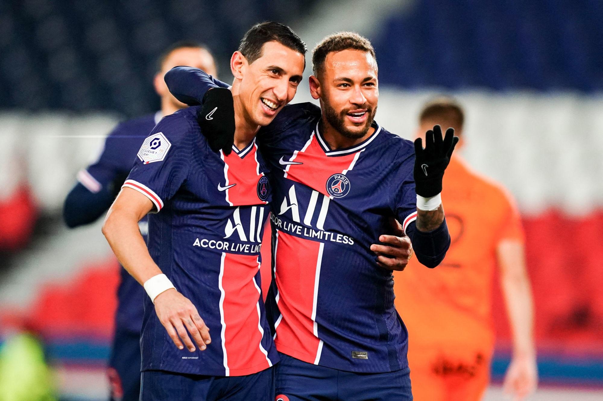 Neymar est entré dans le top 10 des buteurs en Ligue 1 du PSG