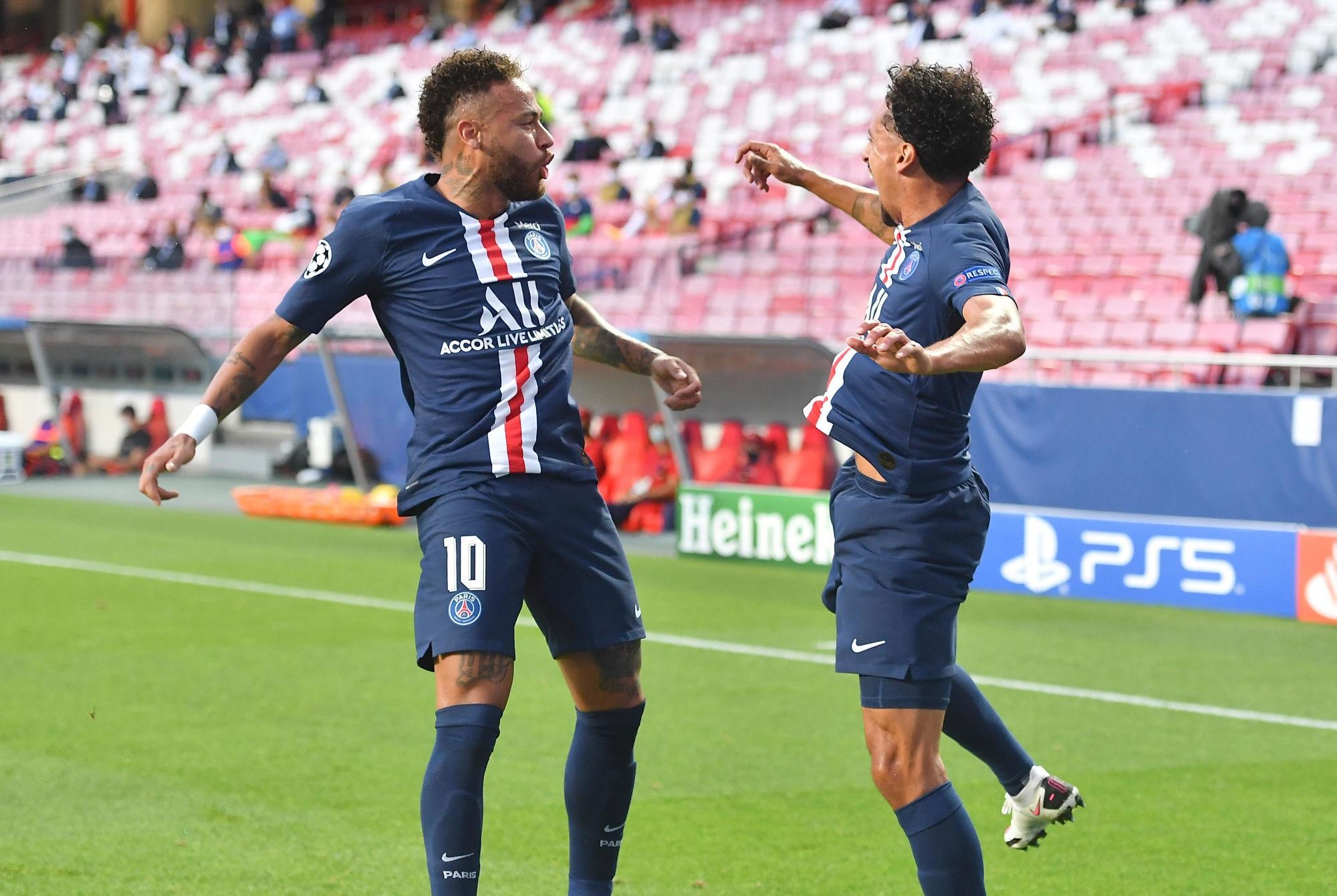 Pagliari souligne l'envie de Neymar de jouer face à l'OM et le bonheur de Marquinhos avec Pochettino