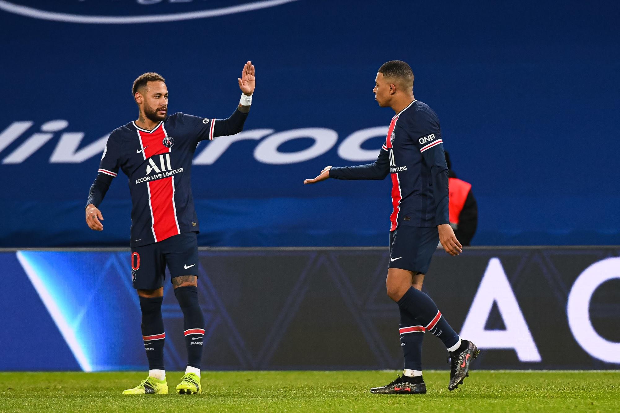 """PSG/Montpellier - Neymar est """"très heureux"""" après son 100e match à Paris"""