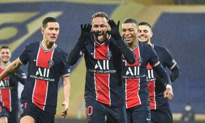 PSG/OM - Neymar chambre les Marseillais après la victoire