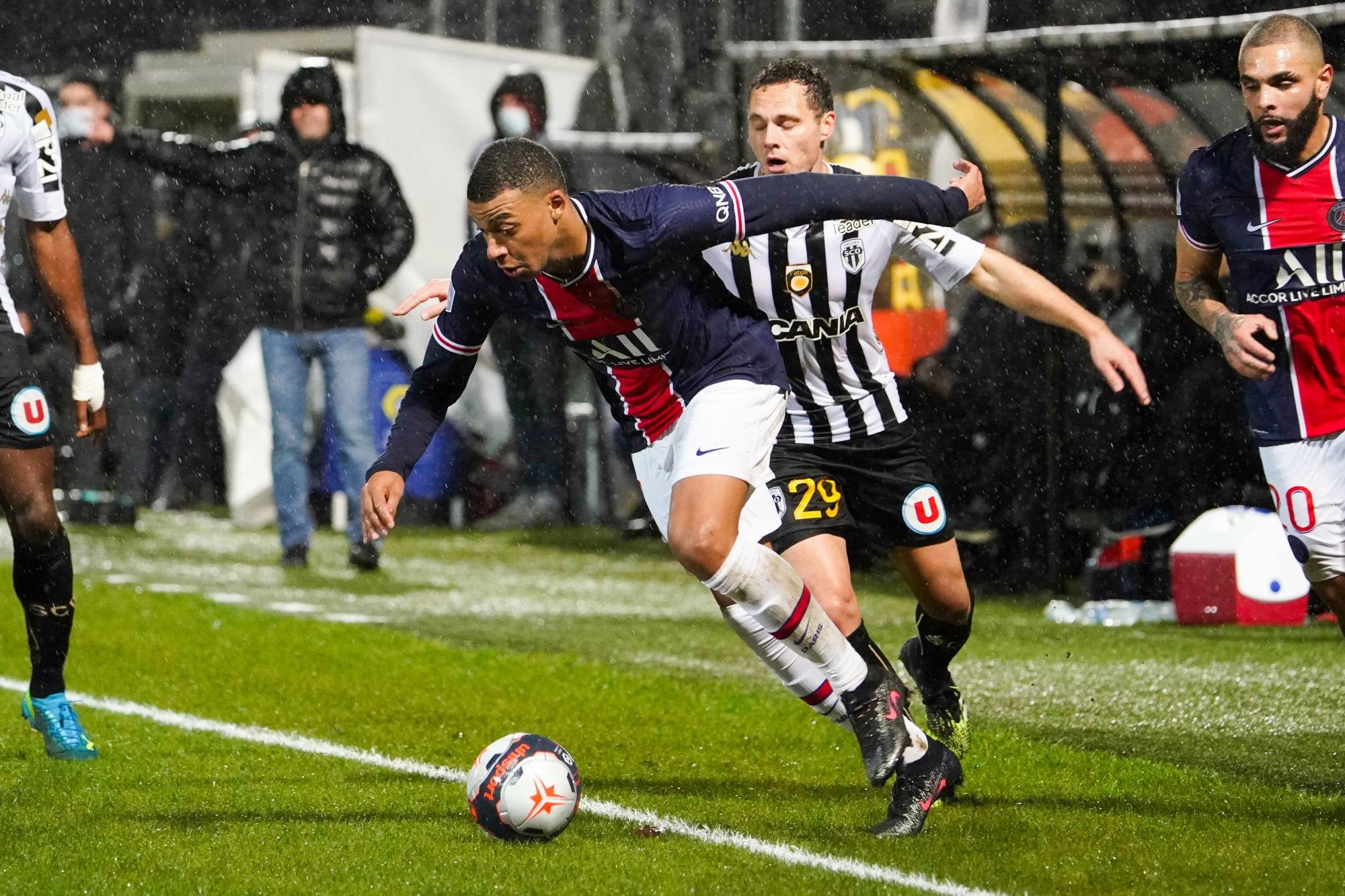 Angers/PSG - Les notes des Parisiens : Navas patron, Mbappé et Di Maria  déçoivent