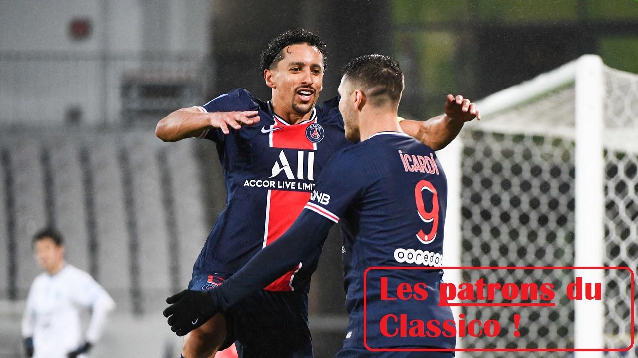 Podcast - PSG/OM (2-1) : Classico bien remporté, Mbappé mitigé et des éloges