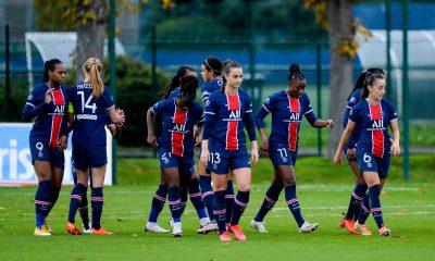 Fleury/PSG - Les Parisiennes s'imposent et vont en 8e de finale de Coupe de France