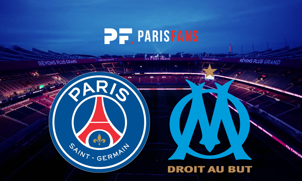 PSG/OM - Le groupe parisien : Neymar, Kimpembe, Paredes et Danilo de retour