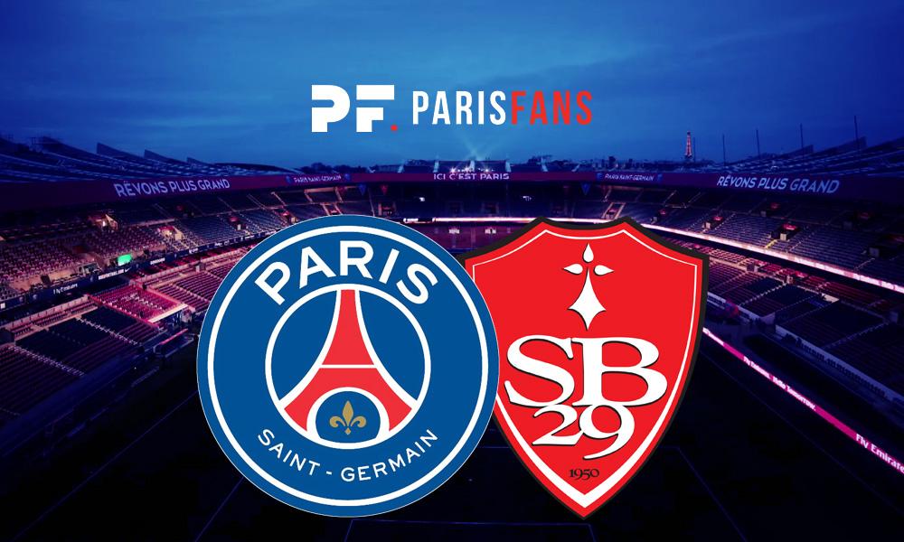 PSG/Brest - Chaîne et horaire de diffusion