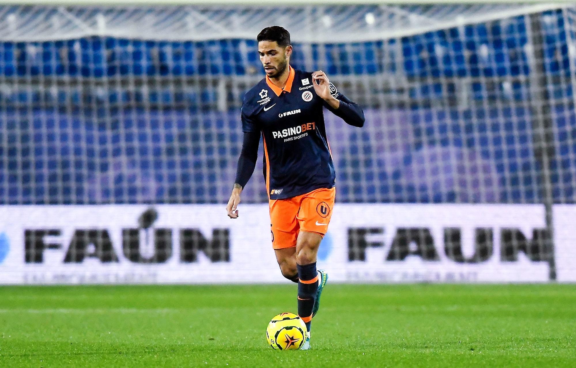 """PSG/Montpellier - Pedro Mendes espère que son équipe pourra """"rebondir"""" à Paris et n'a pas """"peur"""""""