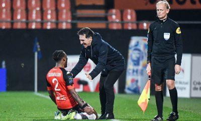 Lorient/PSG - Pélissier évoque la réception de Paris après avoir battu Dijon