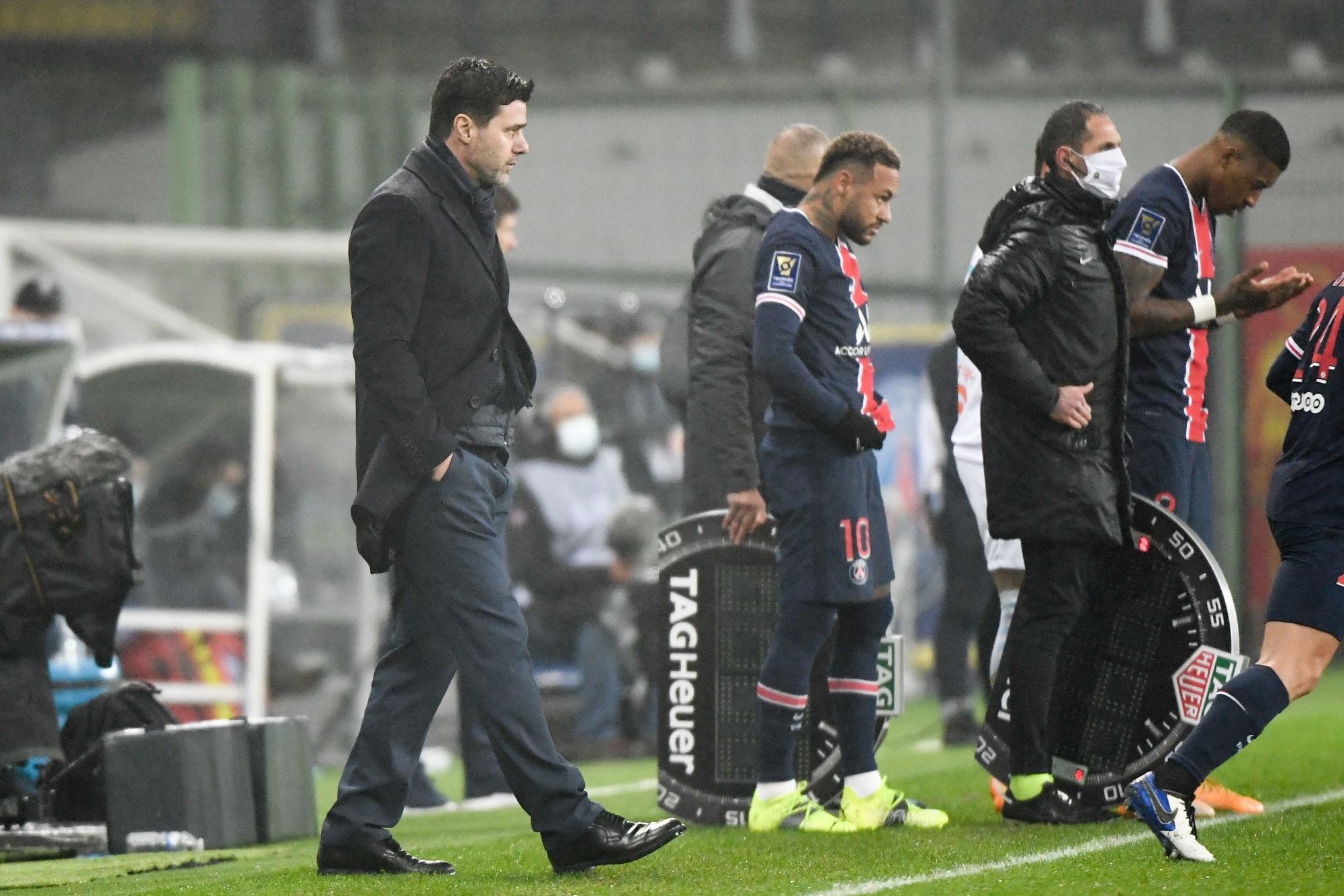 Pochettino espère être de retour au sein du groupe pour PSG/Montpellier