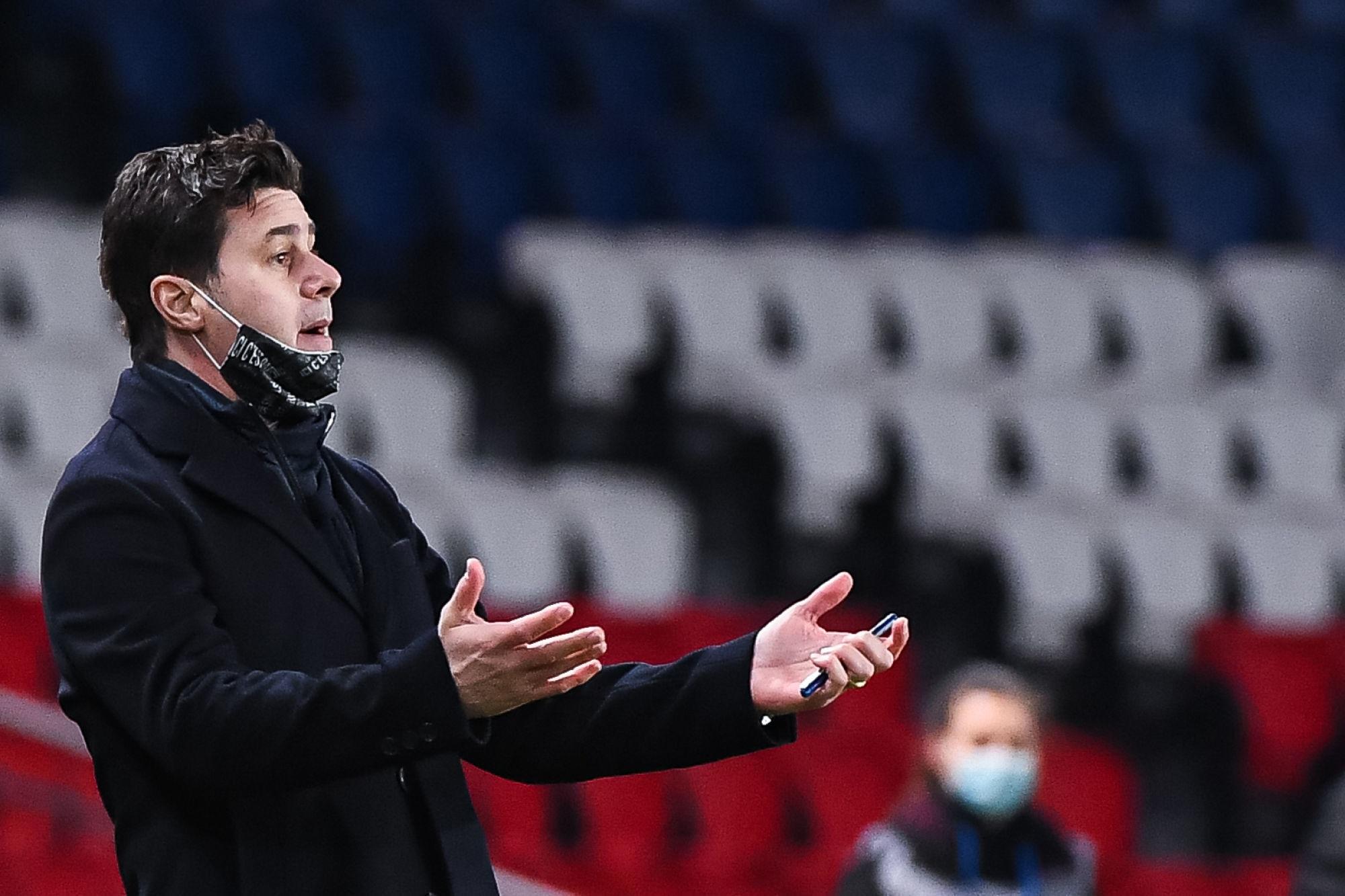 """PSG/Montpellier - Pochettino souligne la victoire et """"l'équipe a besoin de progresser"""""""