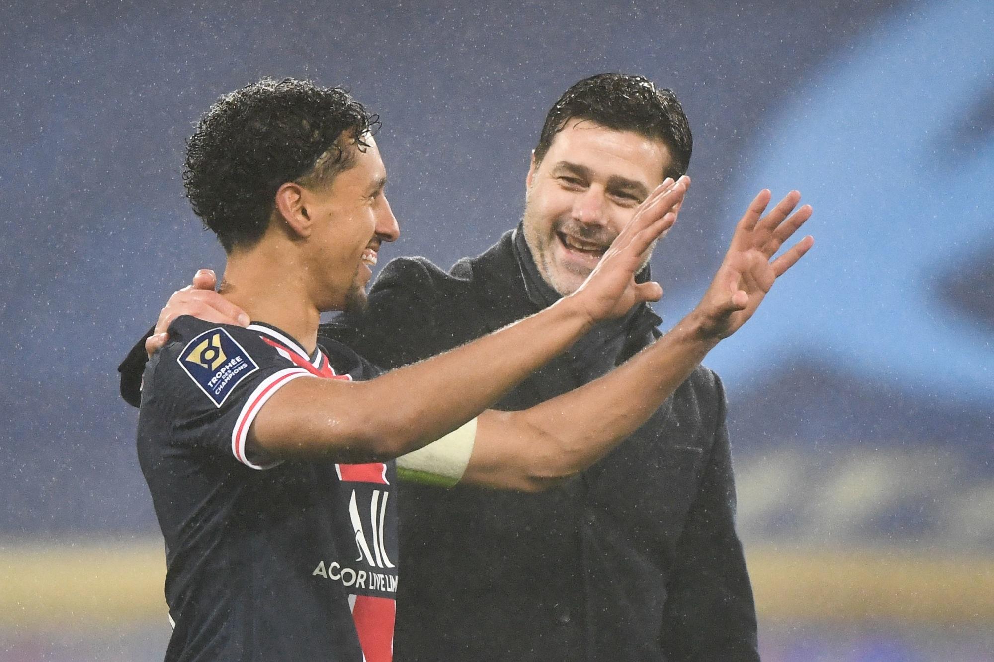 PSG/OM - Pochettino répond à Villas-Boas, puis évoque les émotions, Neymar et Icardi