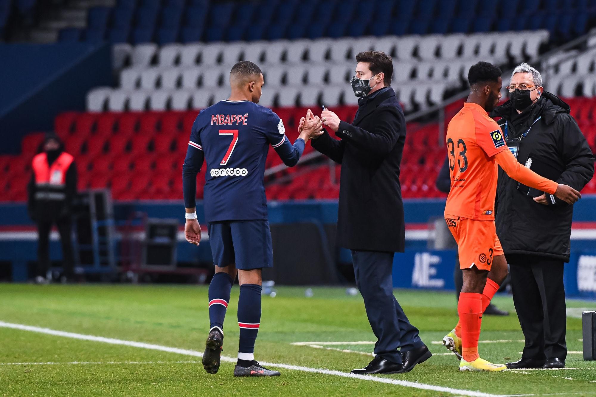 PSG/Montpellier - Pochettino évoque la performance, Mbappé, Navas et Marquinhos