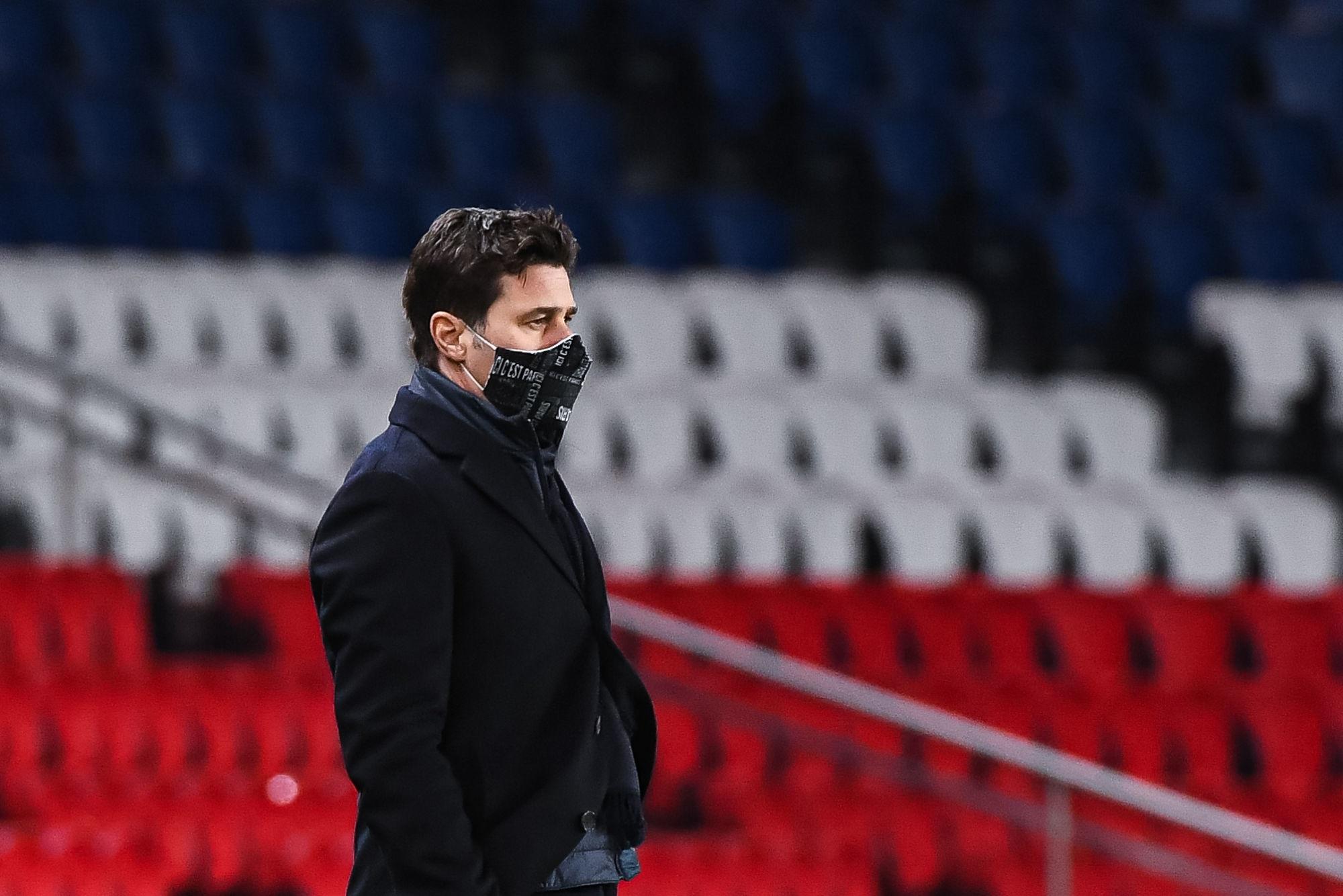 Lorient/PSG - Pochettino évoque la défaite, les progrès nécessaires et l'importance du rythme