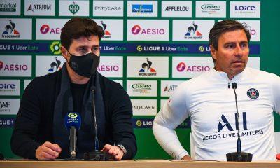 Saint-Etienne/PSG - Pochettino évoque du positif, les choses à améliorer, Verratti et Mbappé
