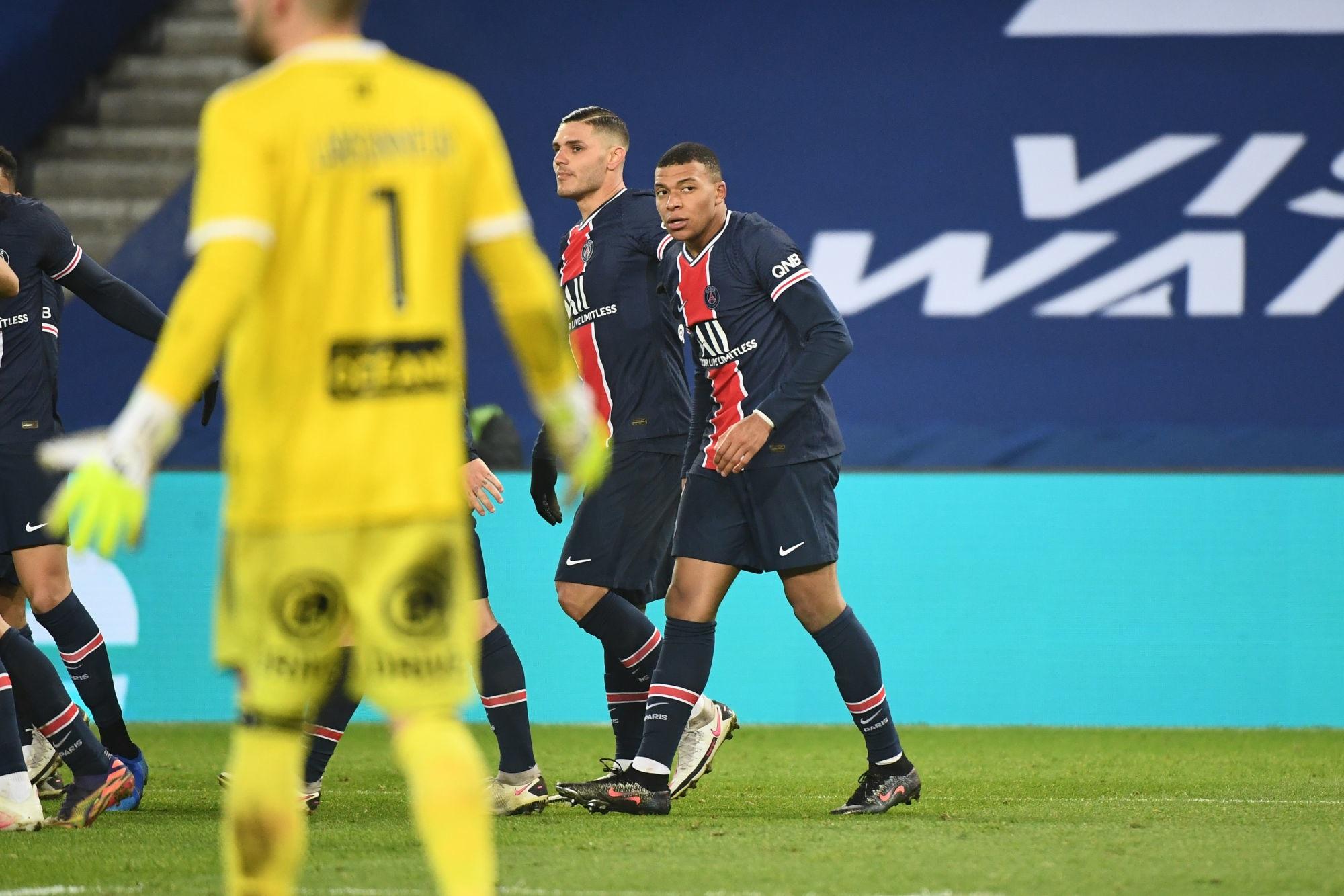 Résumé PSG/Brest (3-0) - La vidéo des buts et des temps forts du match