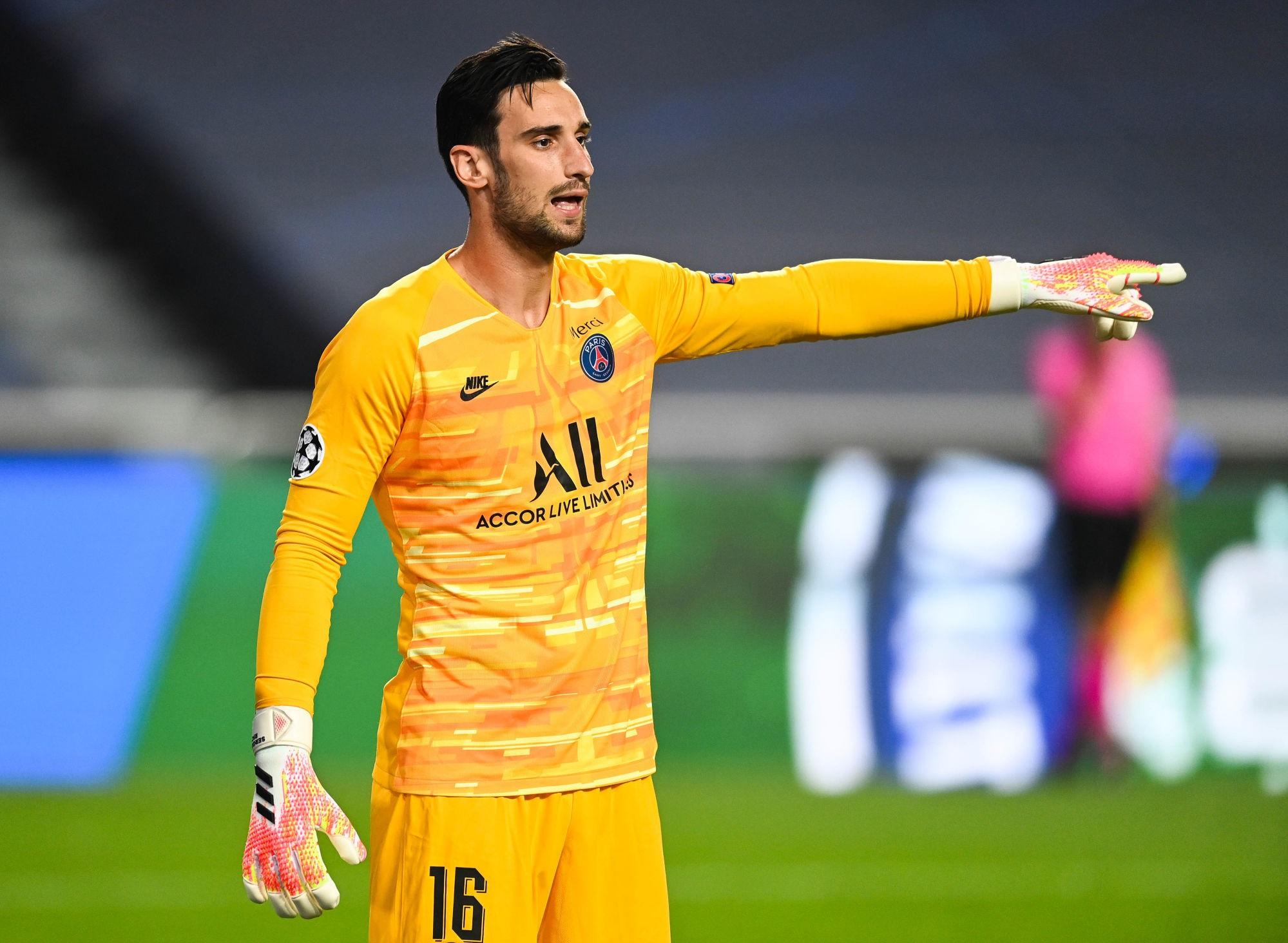 Sergio Rico a été cambriolé pendant PSG/Montpellier