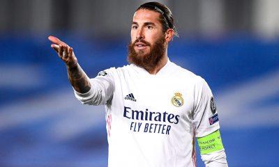 """Mercato - Il n'y a """"aucun contact"""" entre Sergio Ramos et le PSG, assure Téléfoot"""