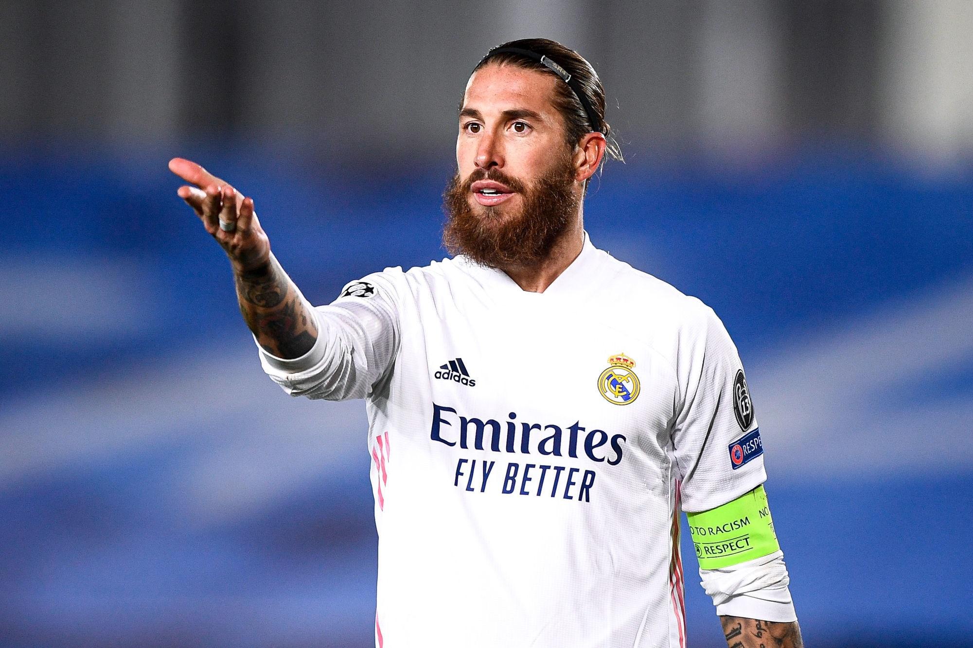Mercato – Il n'y a «aucun contact» entre Sergio Ramos et le PSG, assure Téléfoot