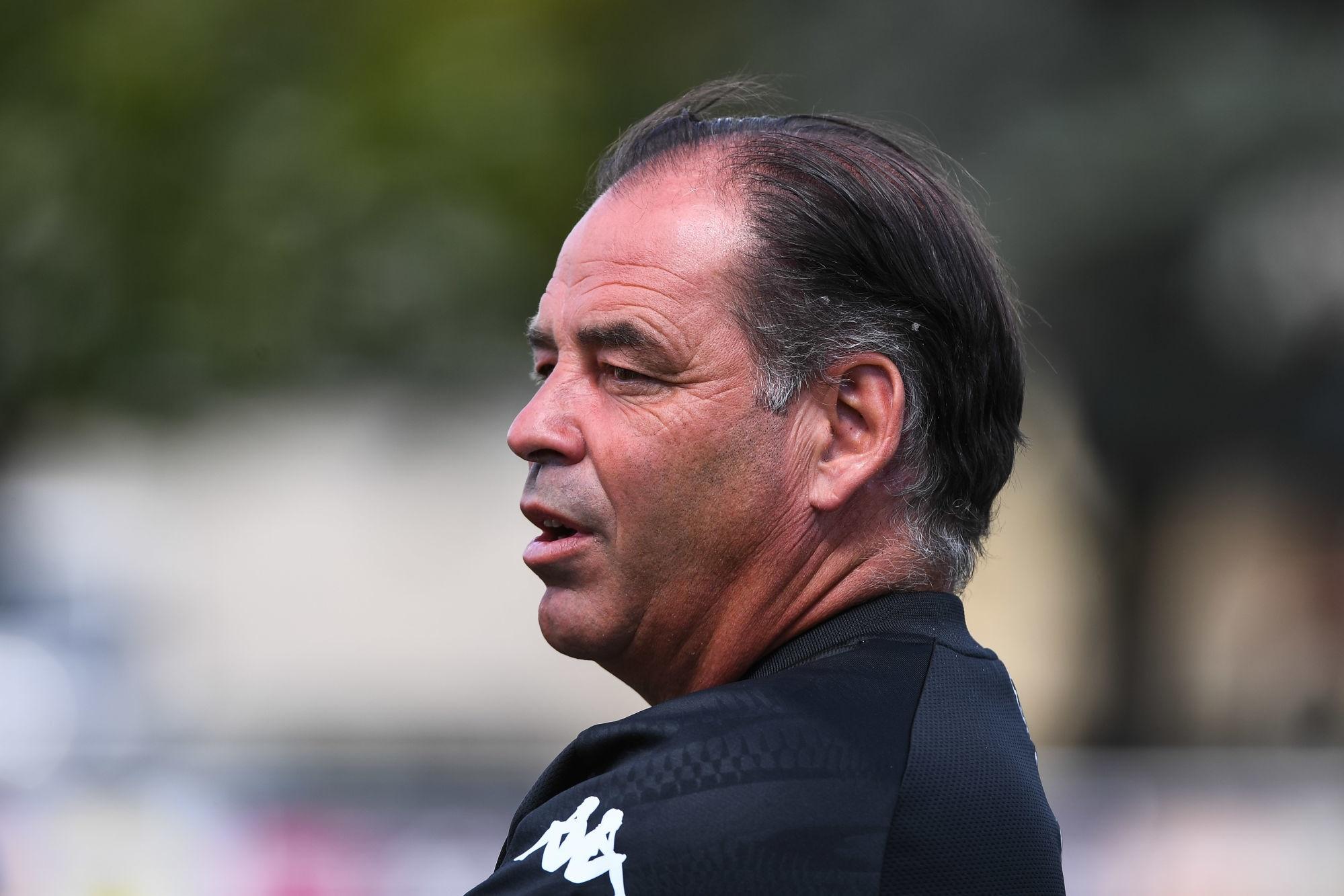 Angers/PSG - Moulin ne veut pas avoir des regrets à la fin du match
