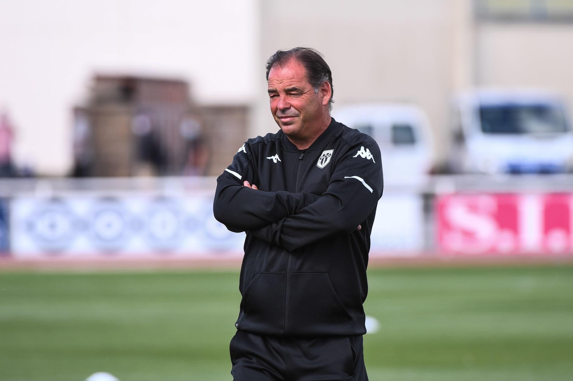 Angers/PSG - Moulin évoque les clefs du match et les changements apportés par Pochettino