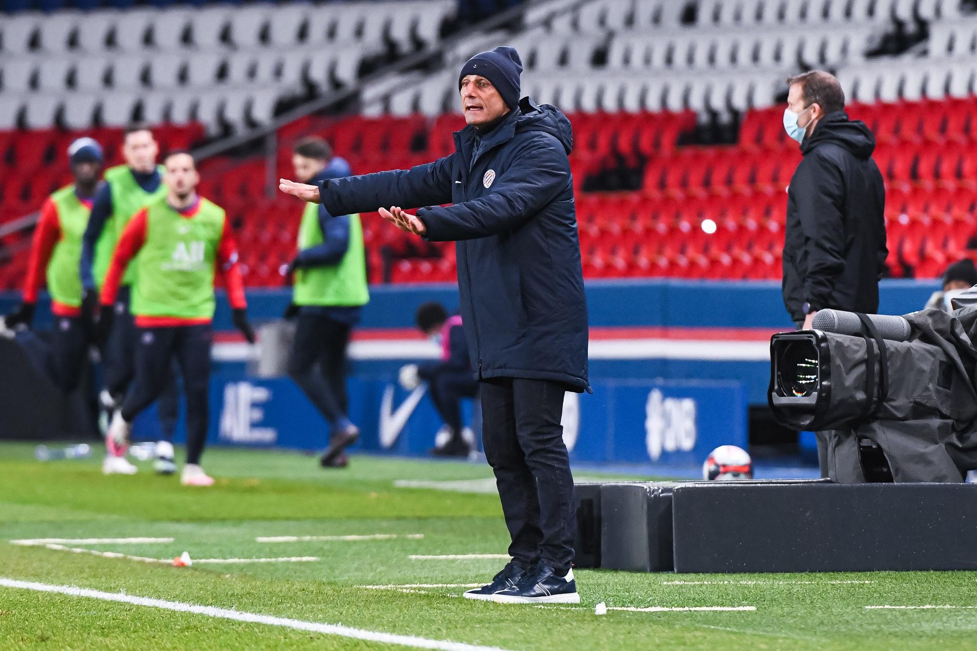 """PSG/Montpellier - Der Zakarian """"Nous avons fait comme nous avons pu."""""""