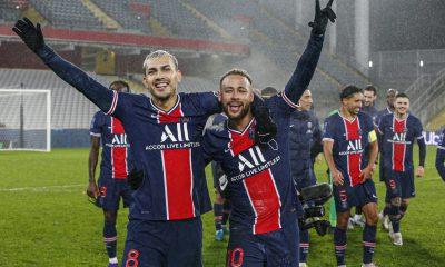 Les image du PSG ce mercredi : célébration du Trophée des Champions !