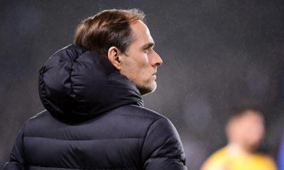 """Tuchel commente la """"pression"""" que Thiago Silva ressentait au PSG en LDC"""
