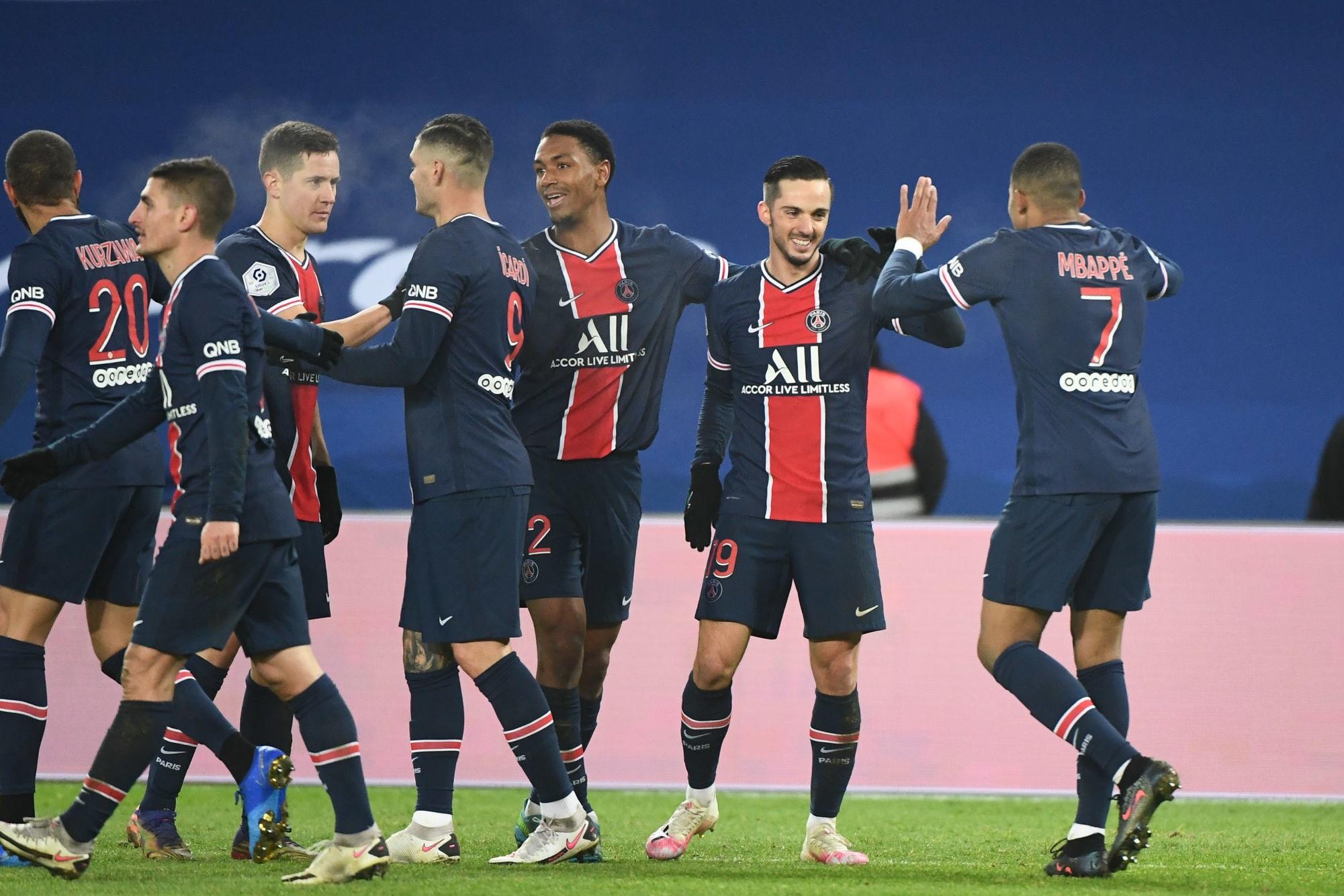 PSG/Brest - Qui a été le meilleur joueur parisien ?