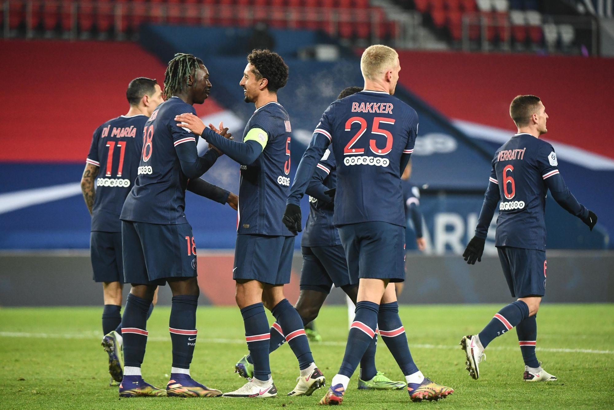 PSG/Brest - Les notes des Parisiens pour la première victoire de Pochettino