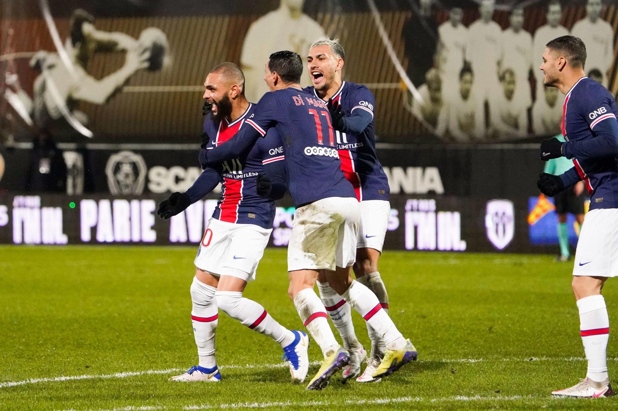 Résumé Angers/PSG (0-1) - La vidéo du but et des temps forts du match