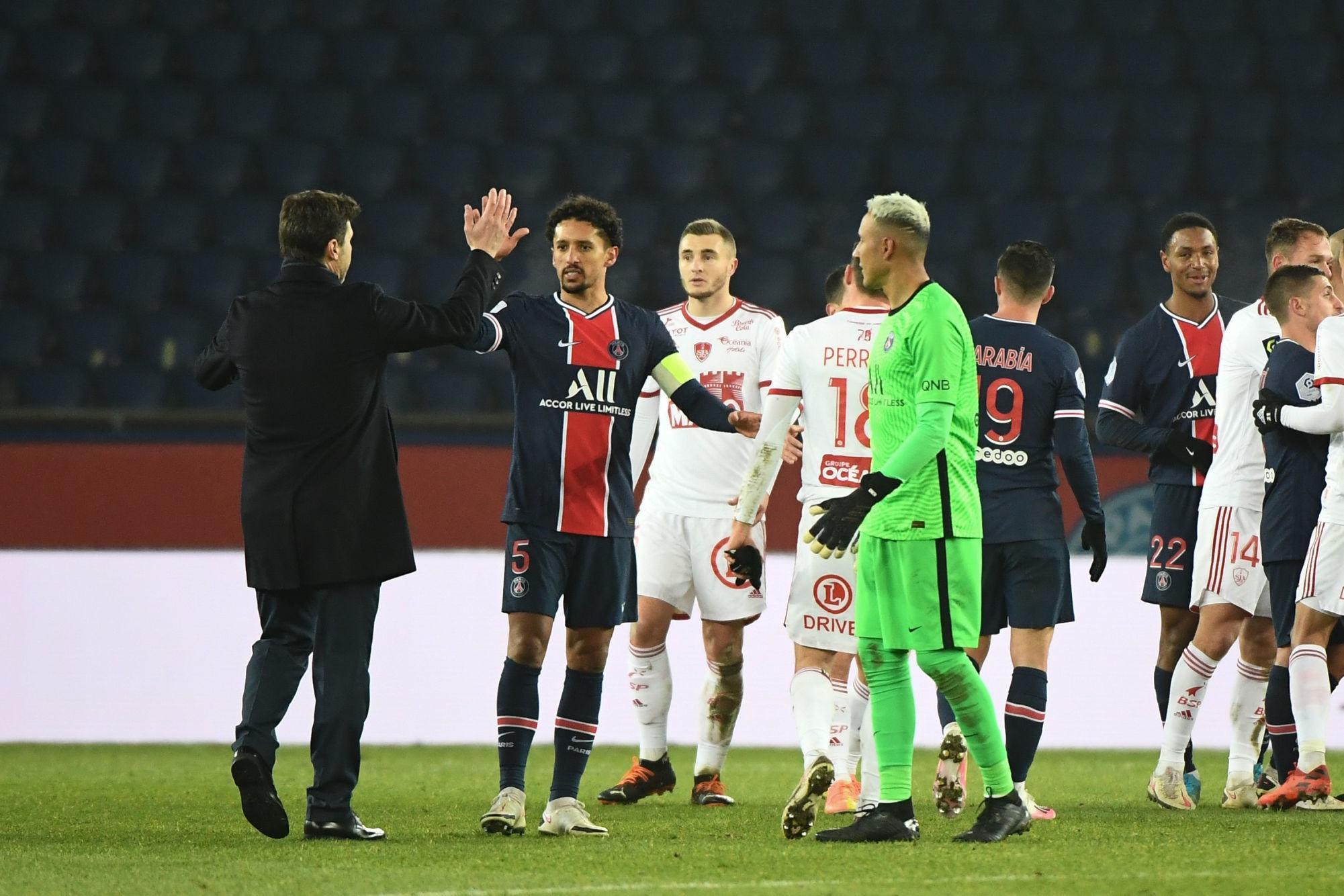 PSG/Brest - Que retenez-vous de la victoire parisienne ?