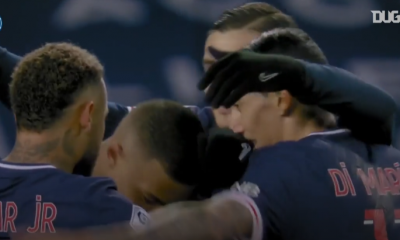 Revivez la victoire du PSG contre Montpellier au plus près des joueurs
