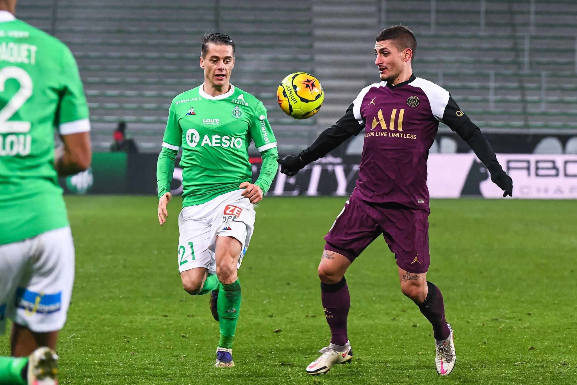 Saint-Etienne/PSG - Les tops et flops du match nul des Parisiens face aux Verts