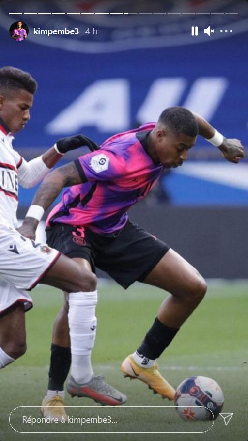 Les images du PSG ce samedi: Victoire face à Nice et This is Paris