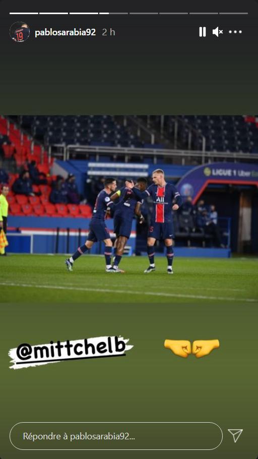 Les images du PSG ce mercredi: match et victoire face à Nîmes