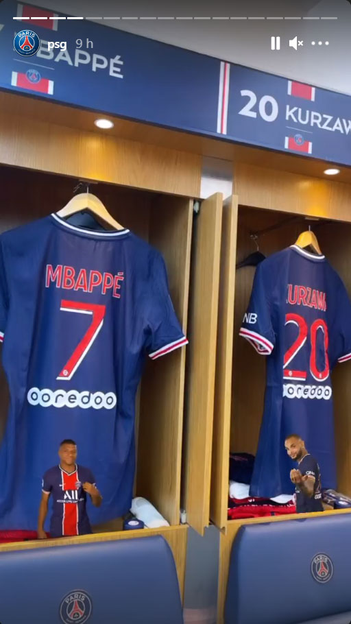 Les images du PSG ce dimanche: Un Paris/Monaco sans célébration
