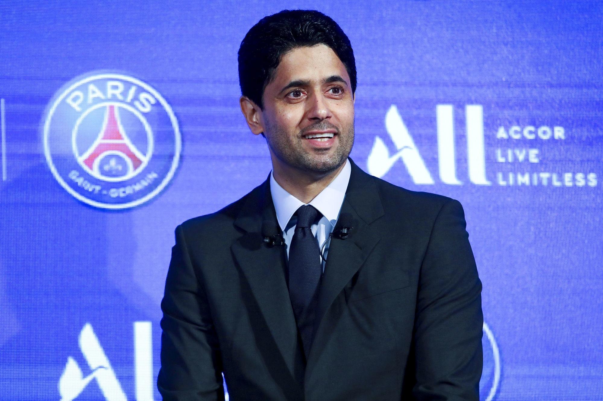 """Al-Khelaïfi évoque un mercato """"actif"""" du côté du PSG, Messi et le Fair-Play Financier"""