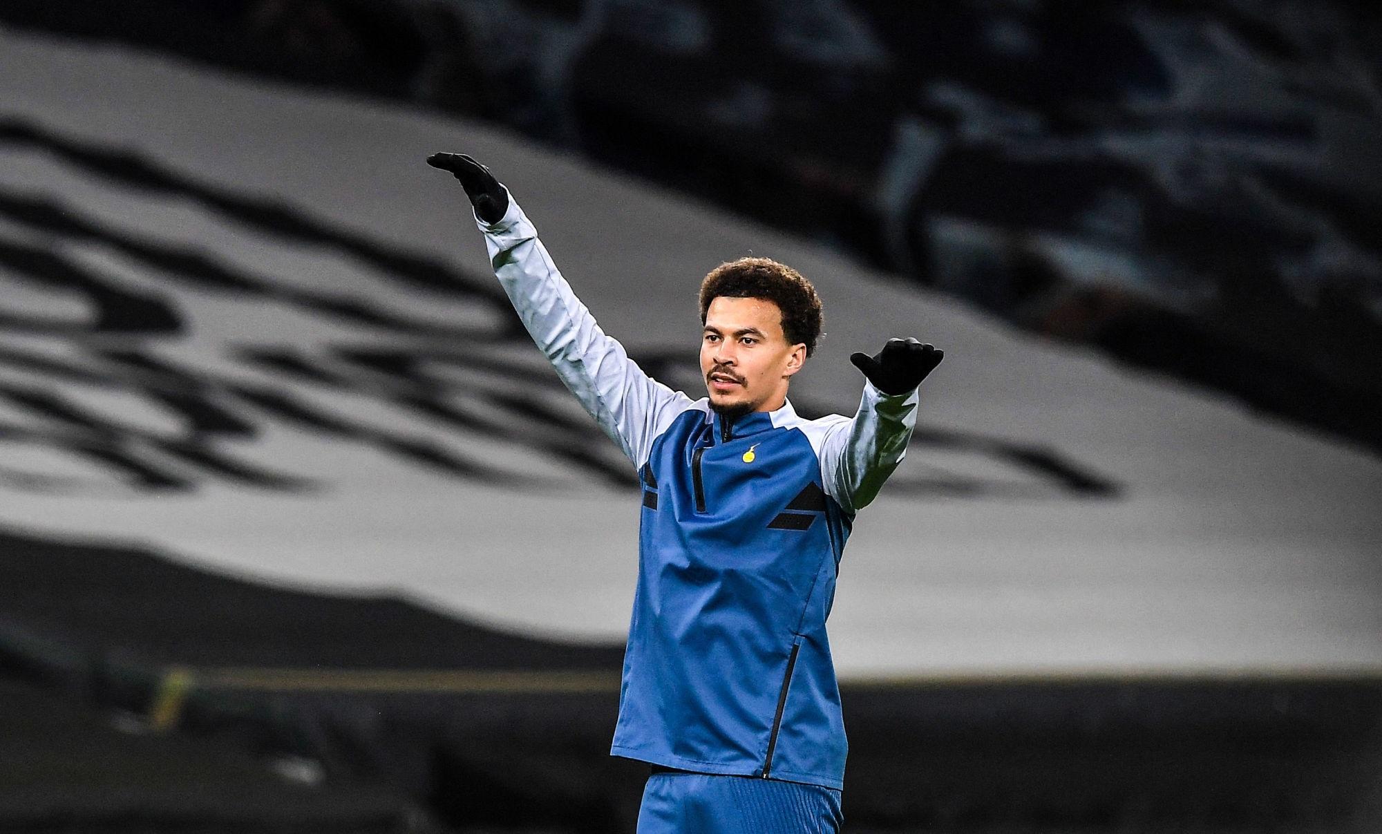 Mercato - Alli ne viendra pas au PSG, assure Romano