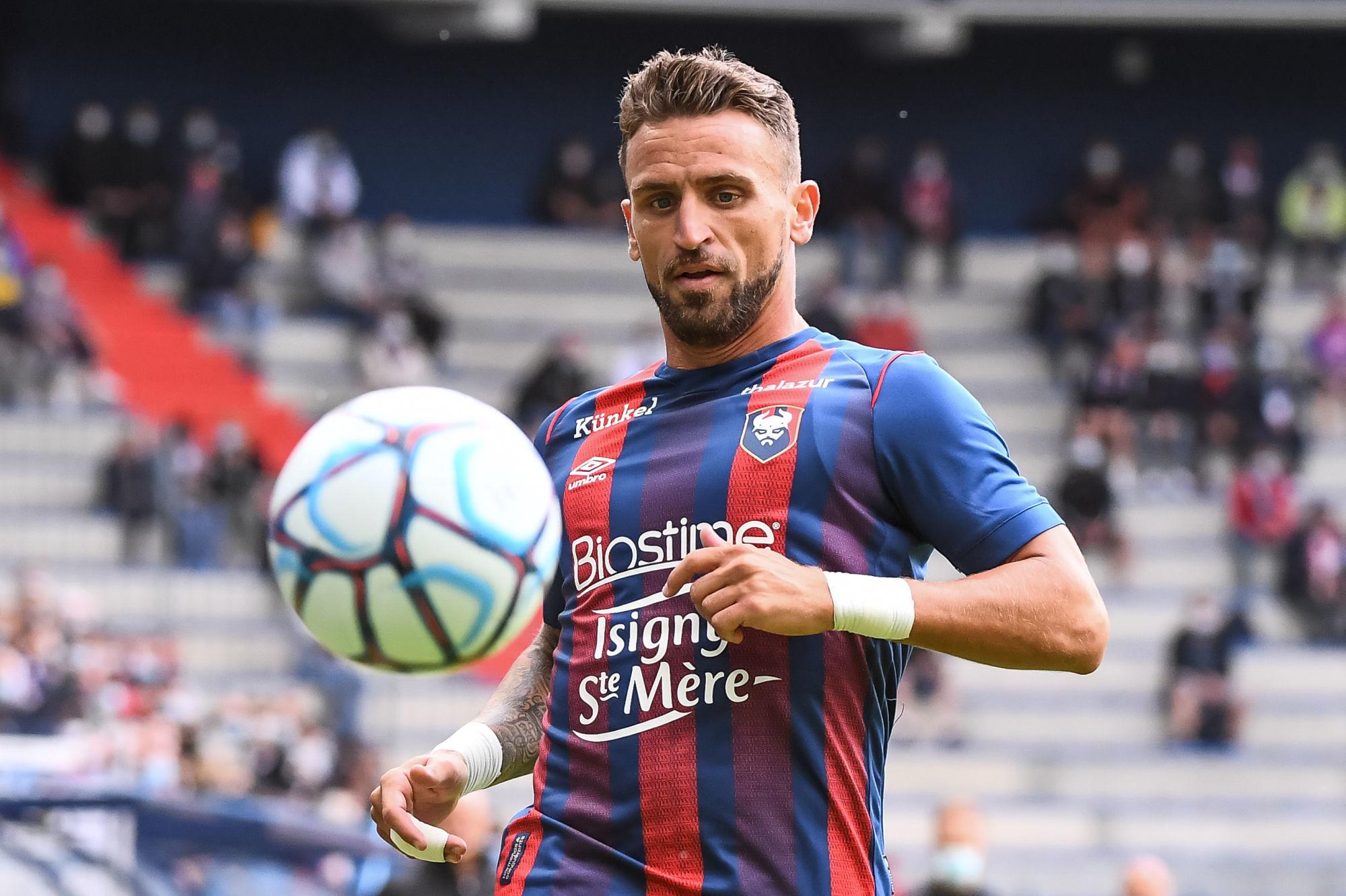 """Caen/PSG - Gonçalves """"Une fierté d'avoir répondu présent face à ce qui se fait de mieux en France"""""""