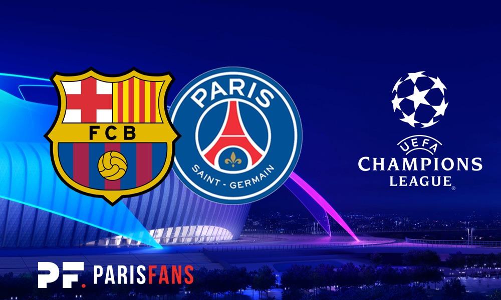 Barça/PSG - Le programme des entraînements et conférences de presse lundi