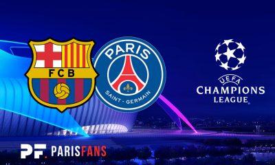 Barcelone/PSG - Chaîne et horaire de diffusion