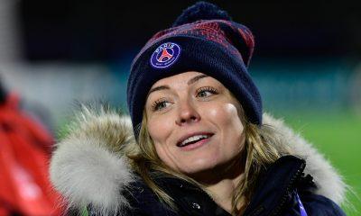 """Boulleau félicite les Parisiennes pour la qualification en demi-finale """"je pense que c'est mérité"""""""