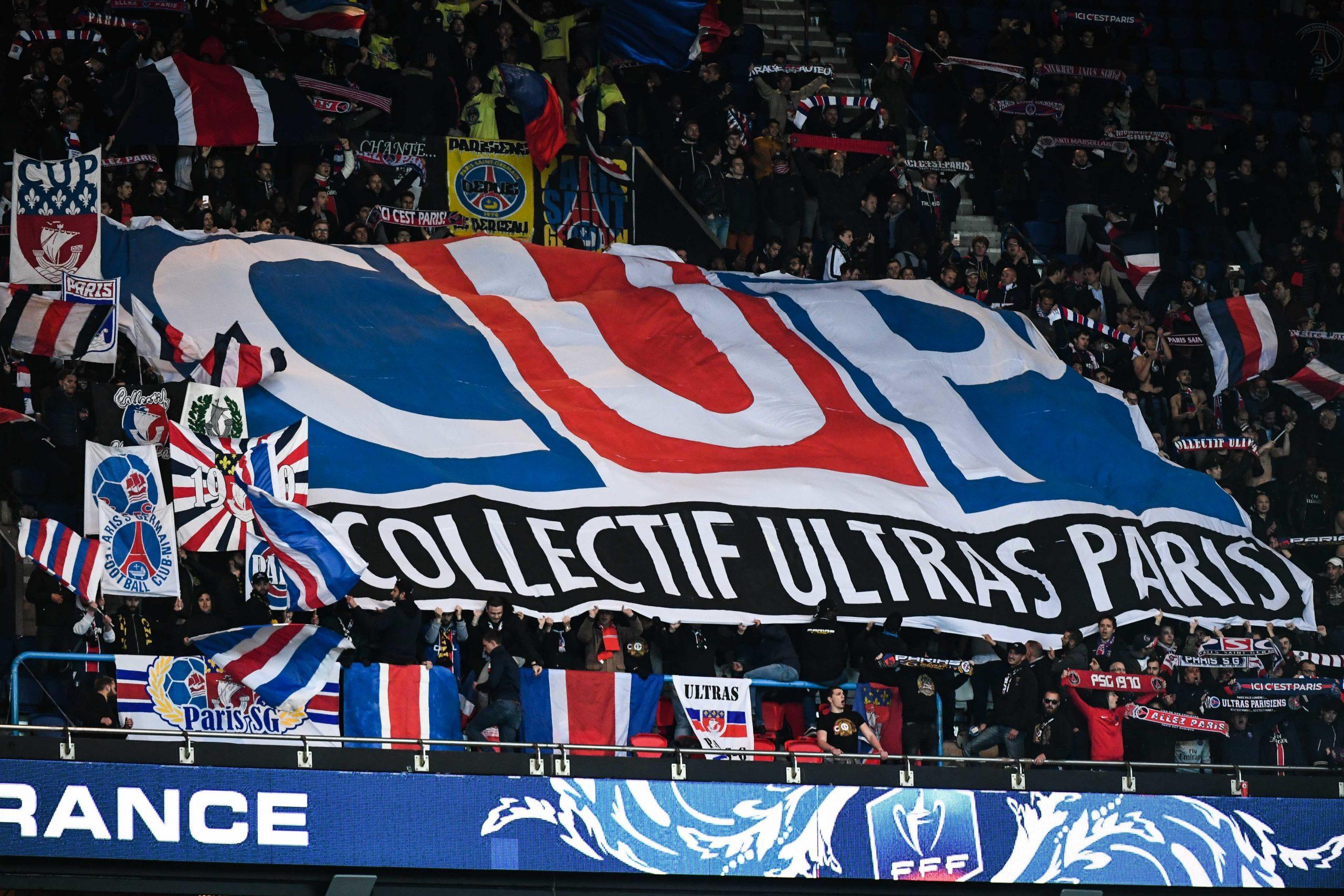 Le Collectif Ultras Paris et de nombreux groupes s'opposent à la Super Ligue européenne