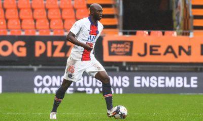 """Lorient/PSG - Danilo """"Je pense que nous avons un peu sous-estimé l'équipe de Lorient"""""""