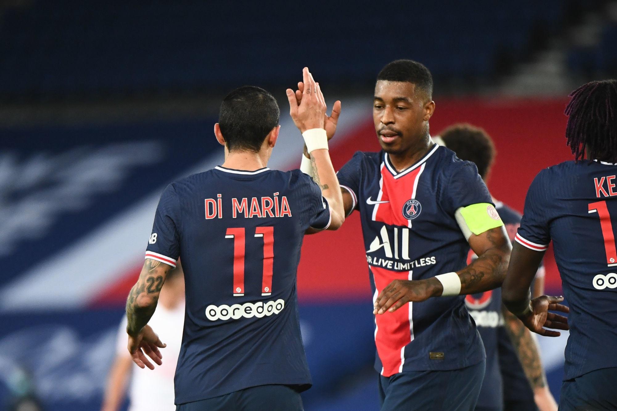 Ligue 1 - 2 joueurs du PSG dans l'équipe-type de la 23e journée de L'Equipe