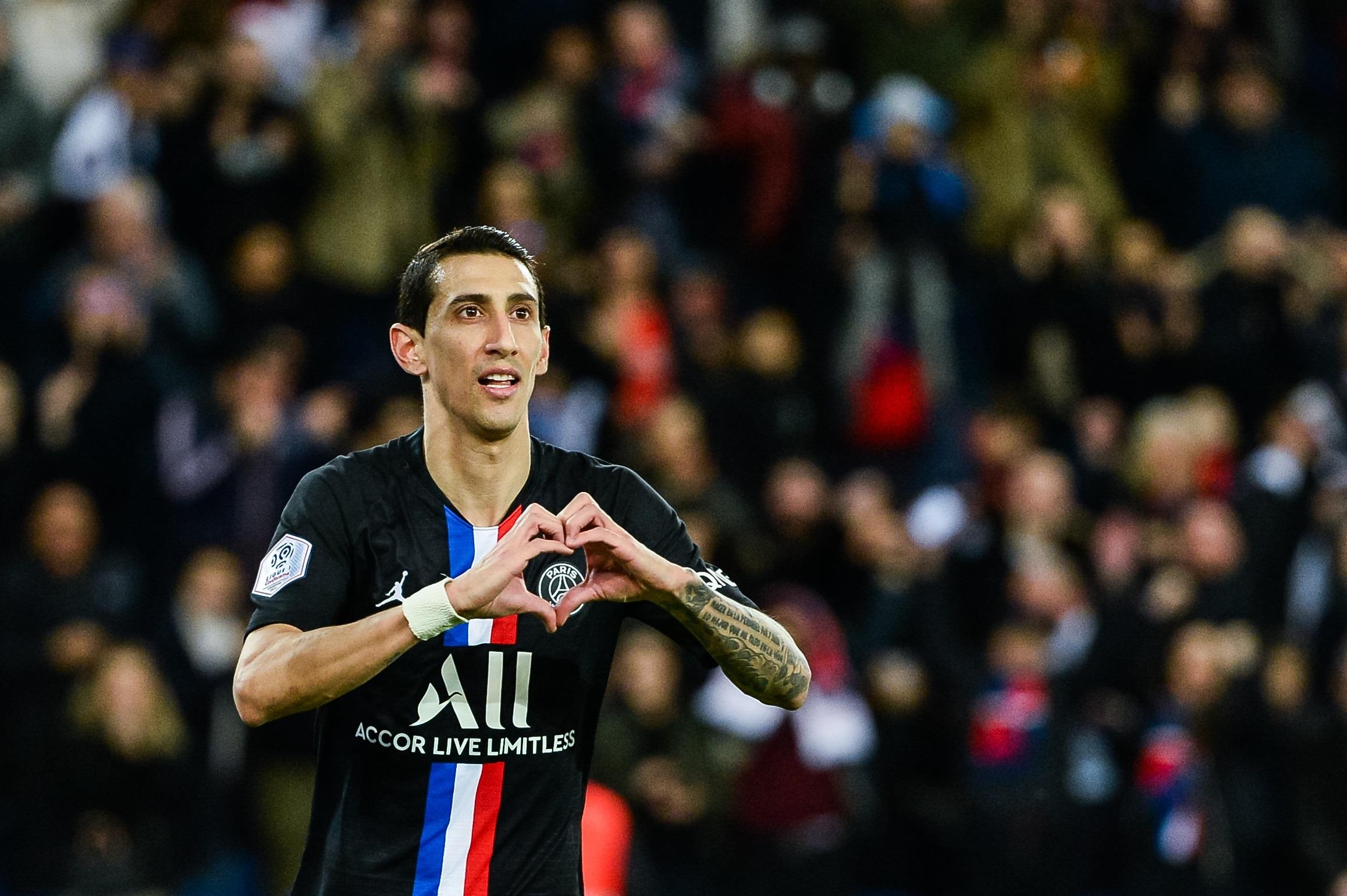 Di Maria se confie : le travail, Messi, sa prolongation, ses rêves, la LDC et le français