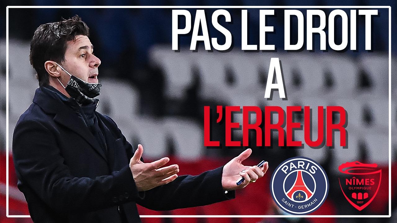 Podcast - PSG/Nîmes : L'équipe parisienne et nos pronostics