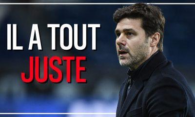 Podcast PSG - Pochettino, nouveau bilan de son apport à Paris : jeu et confiance