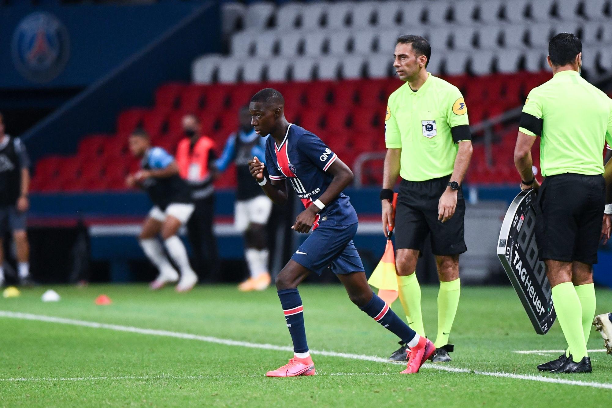 Officiel - Fadiga prêté par le PSG à Brest avec une option d'achat