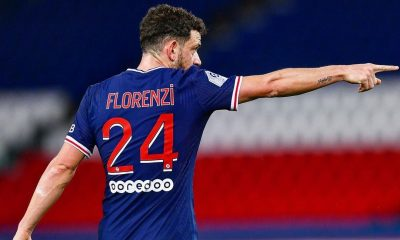 Officiel - Florenzi est aussi positif au coronavirus et forfait pour Bayern/PSG
