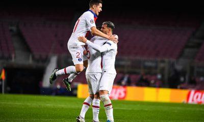 """Barcelone/PSG - Herrera souligne """"On peut être très fiers, mais il faut rester prudent."""""""